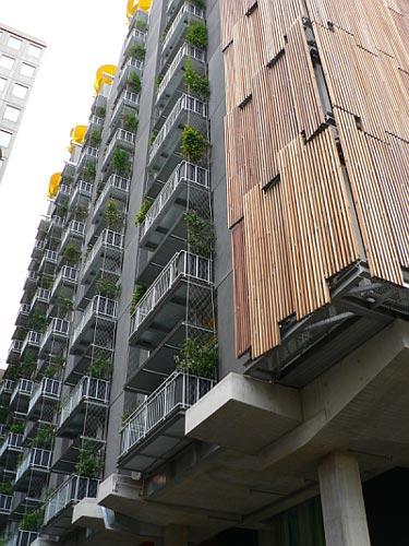 COuncli House 2 de Melbourne, considerado uno de los edificios eficientes más importantes del mundo.