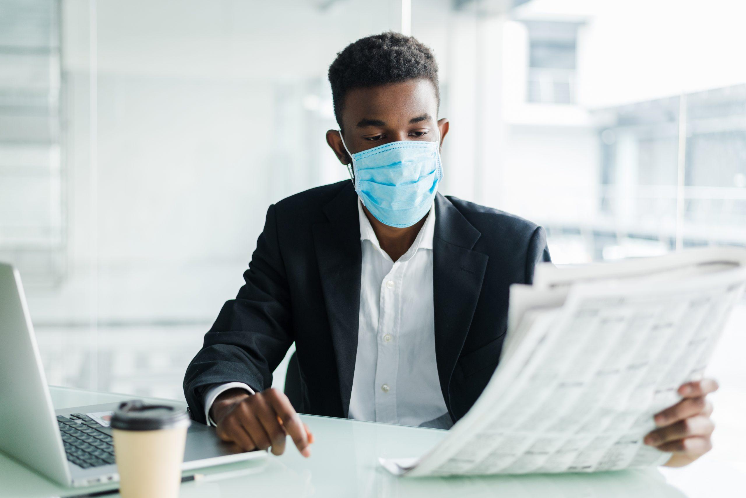 Prevención del Covid en oficinas